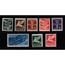 1930/1932 REGNO SERIE POSTA...