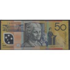 AUSTRALIA BANCONOTA 50...
