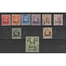 1943 - 46  E.A.F. SOMALIA...