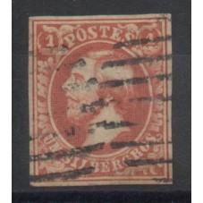 1852 LUSSEMBURGO EFFIGIE...