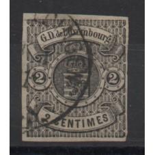 1859 LUSSEMBURGO STEMMA 2...