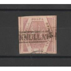 1859 NAPOLI 10 GRANA ROSA...