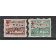 1948 TRIESTE B STT - VUJNA...