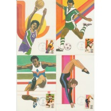1983 USA OLIMPIADI DI LOS...