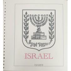ISRAELE 1968 / 1977 FOGLI...