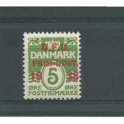1938 DANIMARCA DANMARK 10...