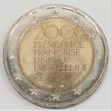 2008 FRANCIA 2 EURO...