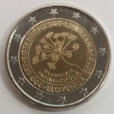 2010 SLOVENIA 2 EURO...