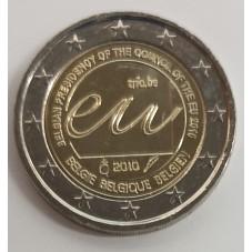 2010 BELGIO 2 EURO...