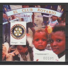 1999 NICARAGUA  ROTARY...