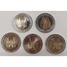 2006 GERMANIA 2 EURO...
