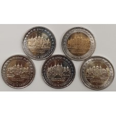 2007 GERMANIA 2 EURO...