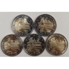 2010 GERMANIA 2 EURO...