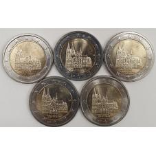 2011 GERMANIA 2 EURO...