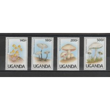 UGANDA 1994  FLORA FUNGHI...