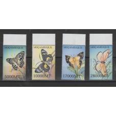 MOZAMBICO MOCAMBIQUE 1993...