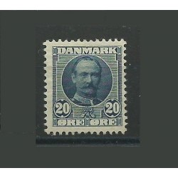 1907 DANIMARCA DANMARK...