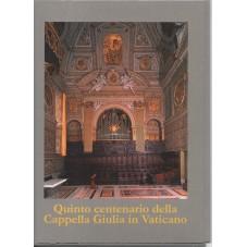 2013 VATICANO 5 CARTOLINE...