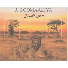 1994 SOMALIA  FAUNA LEONI 1...