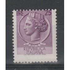 1955 ITALIA VARIETA  25...