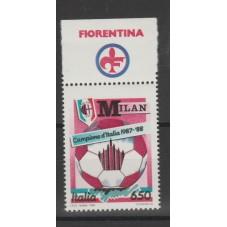 1988 REPUBBLICA  MILAN -...