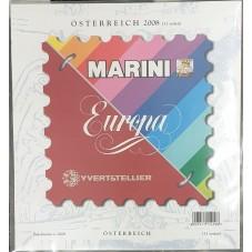 AUSTRIA 2008 FOGLI MARINI...