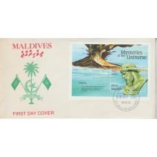 MALDIVE 1992  I MISTERI...
