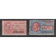 1926 OLTRE GIUBA ESPRESSI...