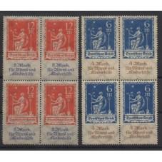 1922 GERMANIA REICH PRO...