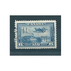 CANADA 1937-38 GEORGE VI...