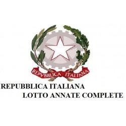 1958 - 1979 ITALIA...