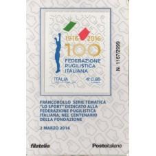 2016 TESSERA FILATELICA...