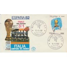 1982 FDC FILAGRANO ITALIA...