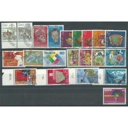 1985 SVIZZERA SWITZERLAND...