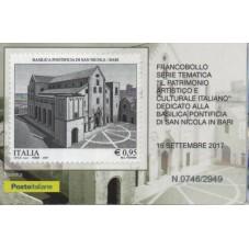 2017 TESSERA FILATELICA...