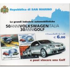 2004 SAN MARINO LIBRETTO...