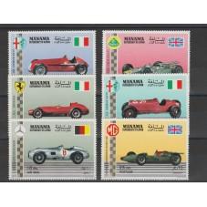 1969  MANAMA SERIE AUTO DA...