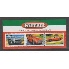 LIBERIA 1998  FERRARI AUTO...