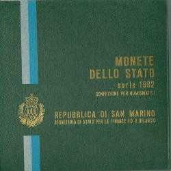 1982 SAN MARINO DIVISIONALE...