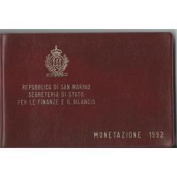1992 SAN MARINO DIVISIONALE...