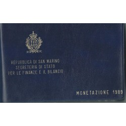 1989 SAN MARINO DIVISIONALE...