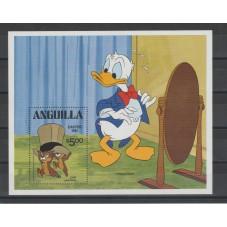ANGUILLA 1981 DISNEY PASQUA...