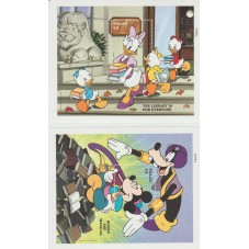 PALAU 1997 DISNEY  BOOKS 2...