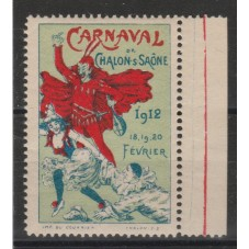 1912 CARNEVALE ERINNOFILO...