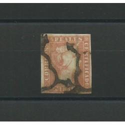 1850 SPAGNA ESPANA ISABELLA...