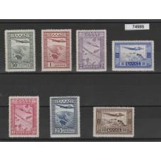 1933 GRECIA GREECE...