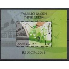 2016 AZERBAIGIAN EUROPA...