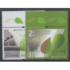 2016 BULGARIA EUROPA CEPT -...