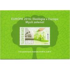 2016 SLOVACCHIA EUROPA CEPT...