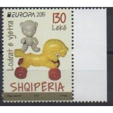 2015 ALBANIA EUROPA CEPT -...
